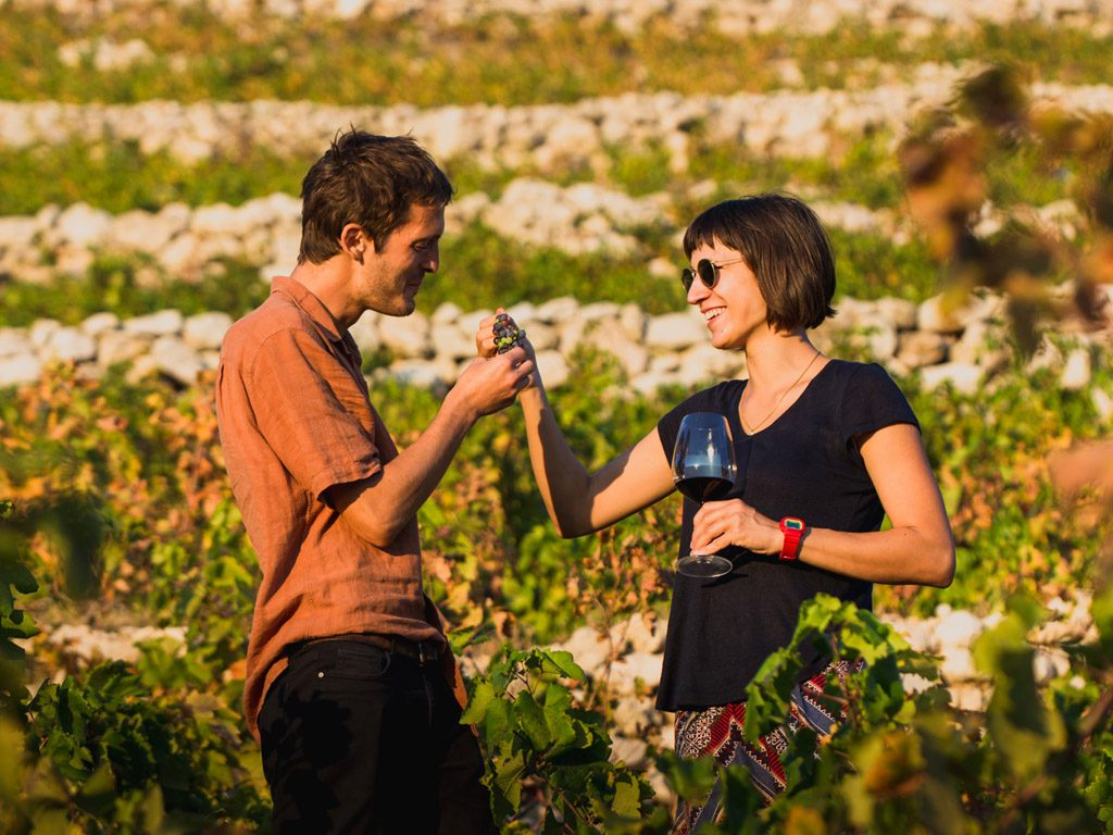 Croatia is a perfect wine travel destination