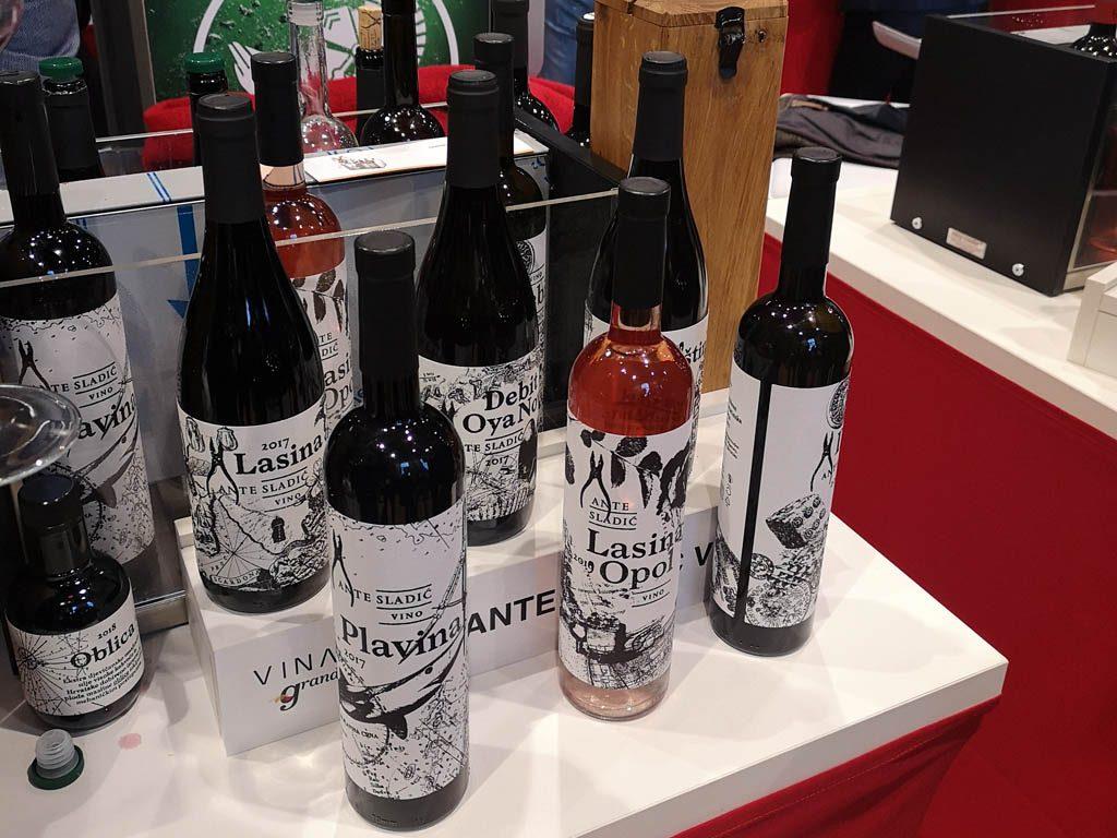 Ante Sladic Wines by Wine Lover's Croatia