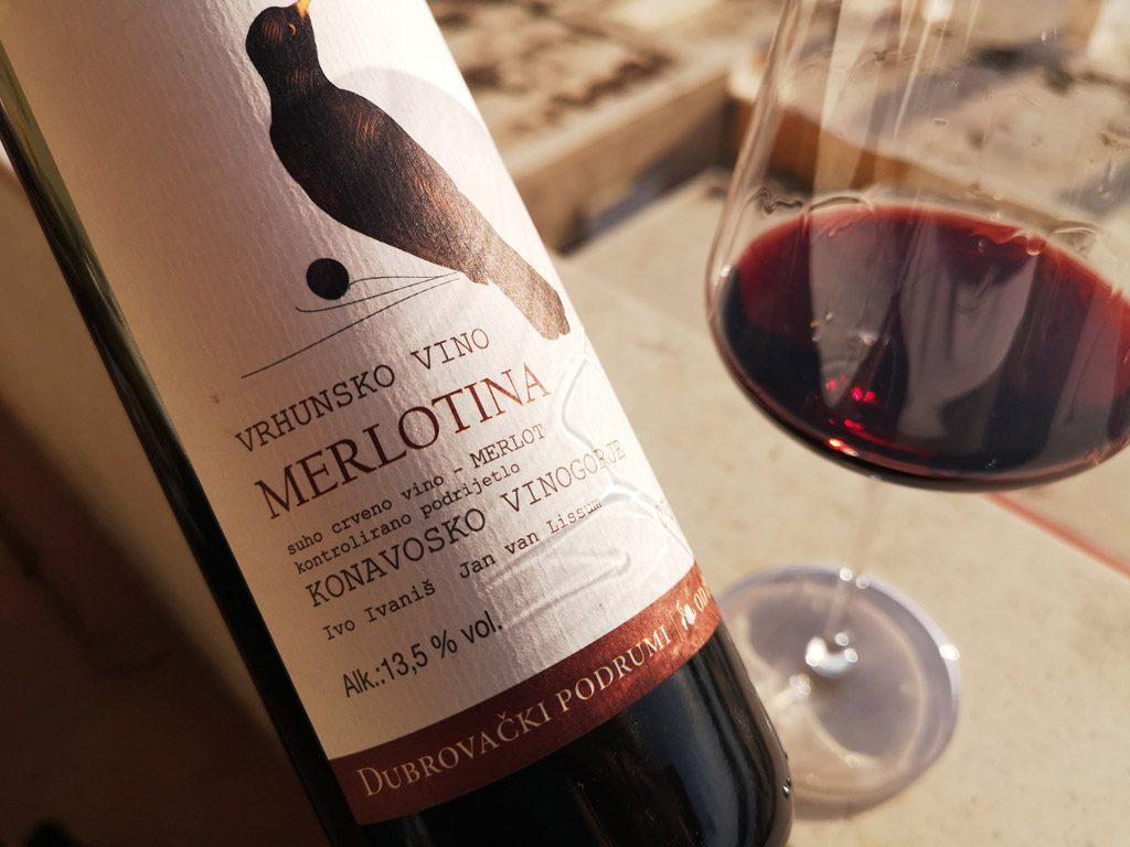 Dubrovacki Podrumi Merlotina tasting by Wine Lovers Croatia