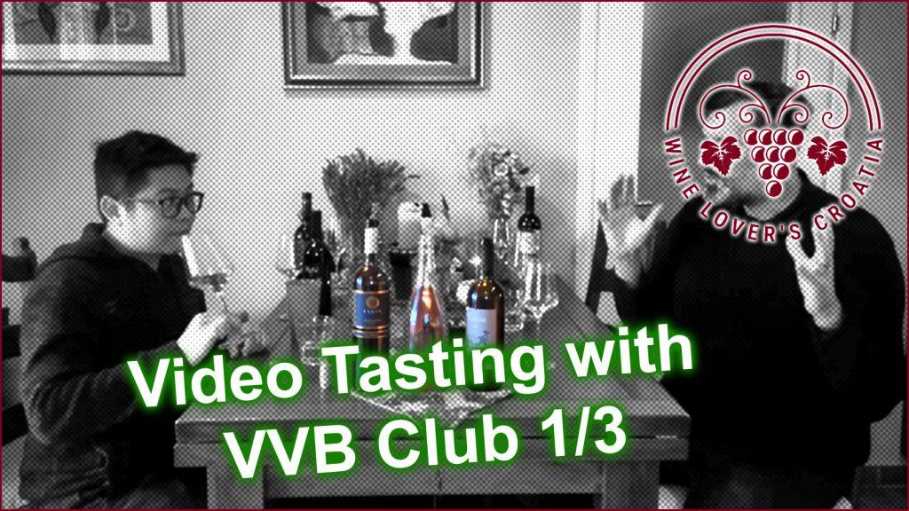 Vide tasting Wine Lover's Croatia and VVB Club